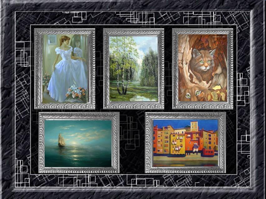 Фото пушкина художники рисующие